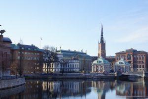 стади-тур в Швецию